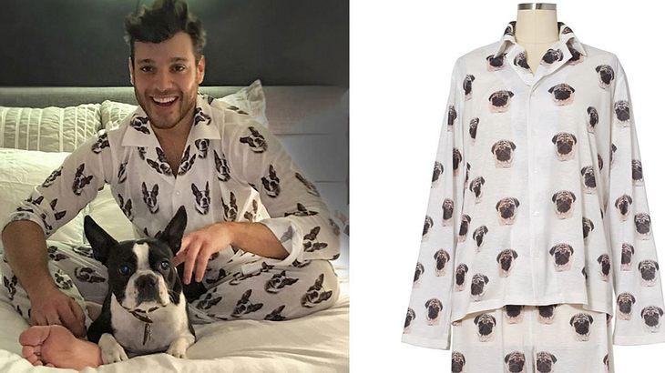 Jetzt kannst du Pyjamas mit dem Gesicht deines Hundes kaufen