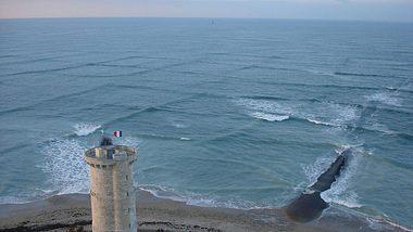 Quadratische Wellen - Foto: Wikimedia/ Michel Griffon / CC BY 3.0