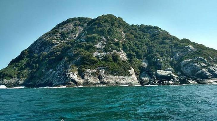 Eine tödliche Insel auf hoher See