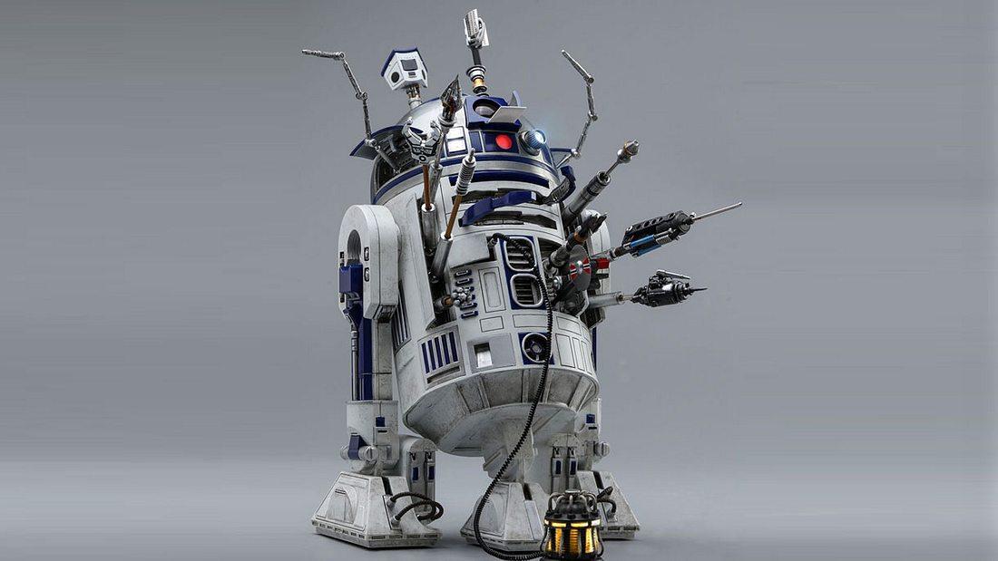 R2-D2 fürs heimische Kinderzimmer