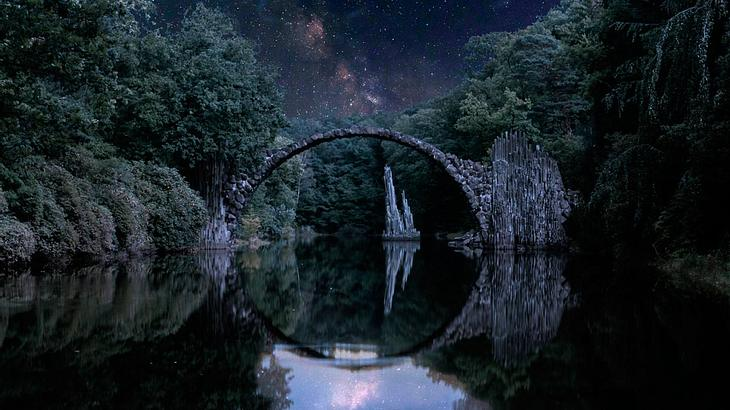 Hasil gambar untuk The Devilâ??s Bridge gablenz scary