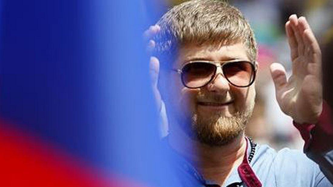 Ramsan Kadyrow: Der tschetschenische Präsident fordert die UFC zu Tournament of Death heraus