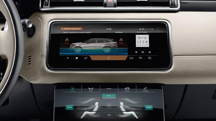 Range Rover Velar-Cockpit
