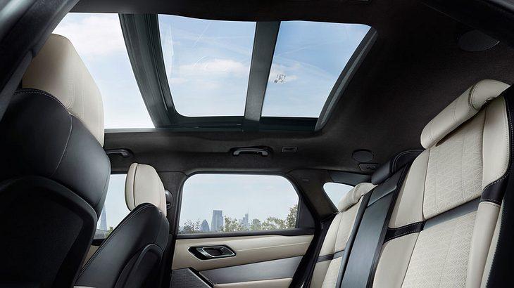 Range Rover Velar-Dachhimmel