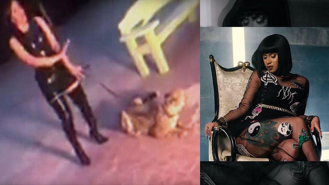 Cardi B. posiert für Musikvideo mit Gepard - wird brutal attackiert