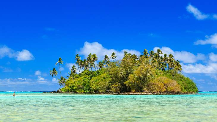 Travel-Bloggerin offenbart lang gehütetes Insel-Geheimnis