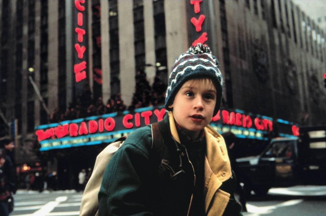 Szene aus Kevin alleine in New York