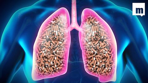 Das passiert mit deinem Körper, wenn du das Rauchen aufgibst - Foto: iStock/ Montage: Männersache