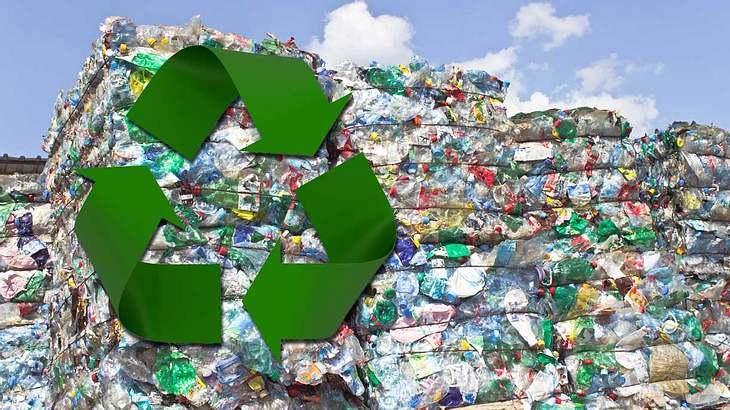 Die EU will bei Plastik auf mehr Recycling setzen