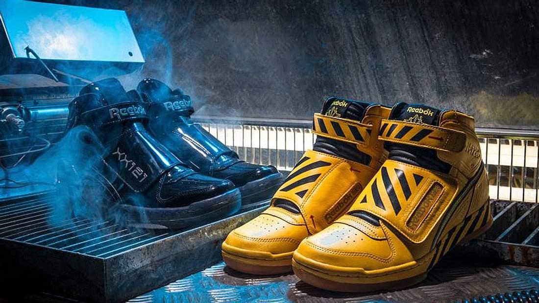 Battle Pack: Reebok kündigt zwei Alien-Sneaker für 2017 an