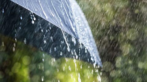Achtung: Hier drohen in wenigen Stunden starke Gewitter und Starkregen