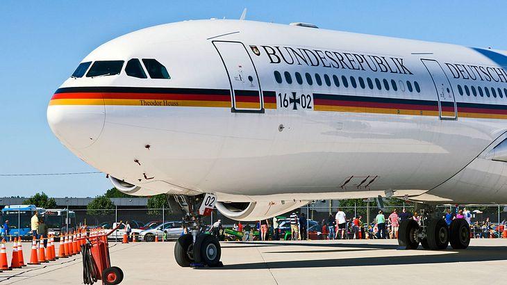 Flug-Wahnsinn: 5 Politiker brechen in 4 Fliegern in die USA auf - an einem Tag