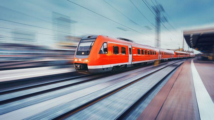 Sexueller Übergriff im Regionalzug (Symbolfoto)