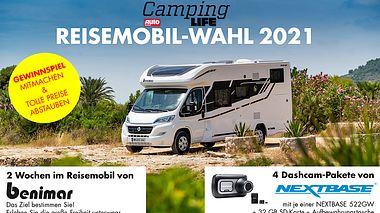 Reisemobil-Wahl 2021 - Foto: AUTO ZEITUNG