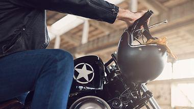 Das sind die besten Retro-Jethelme für Motorradfahrer