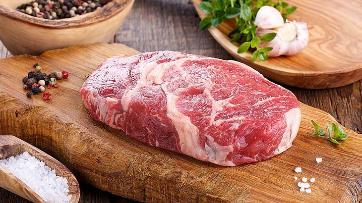 Rib-Eye-Steak richtig braten