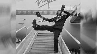 Richard Branson - Foto: Terry Disney/Express/Getty Images