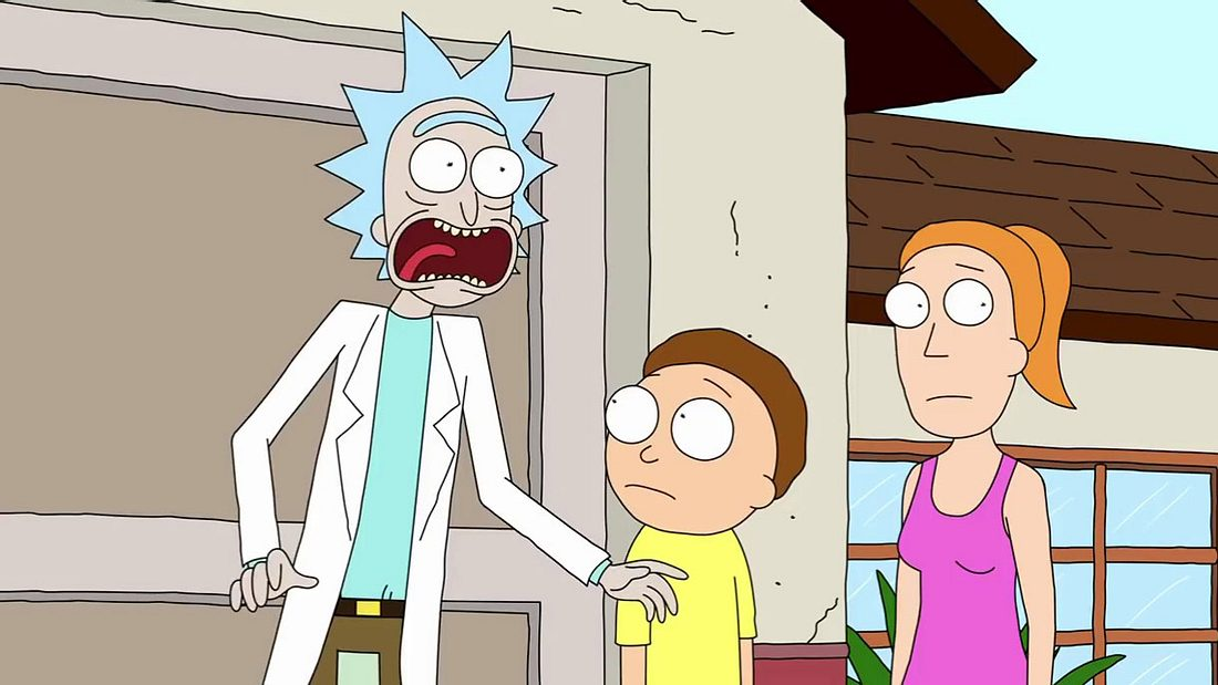 Rick und Morty