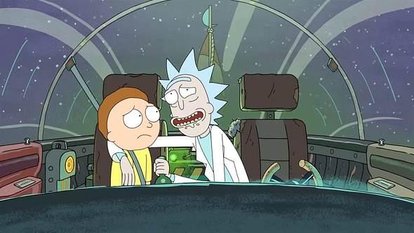 Rick und Morty - Foto: IMAGO / Everett Collection