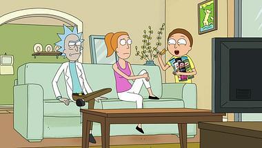 Rick & Morty-Pringles-Werbung - Foto: YouTube / Pringles U.S.
