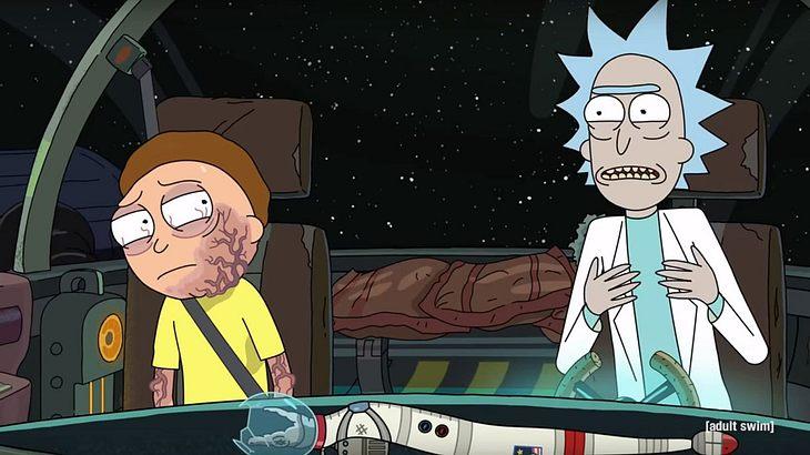 """Rick und Morty"" Staffel 4"