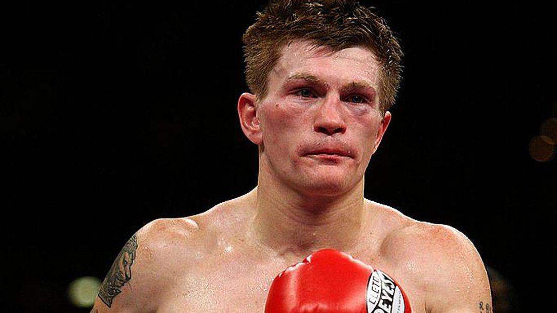 Ricky The Hitman Hatton