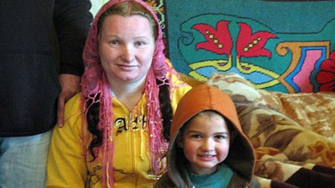 Rifca Stanescu: Die jüngste Oma der Welt