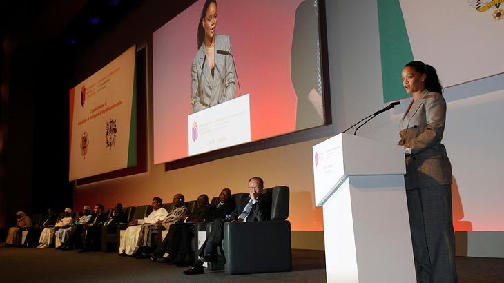 Rihanna hilft: So setzt sich die Popsängerin für Bildung ein