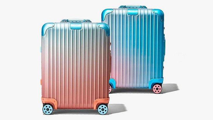 Rimowa-Koffer von Alex Israel designt