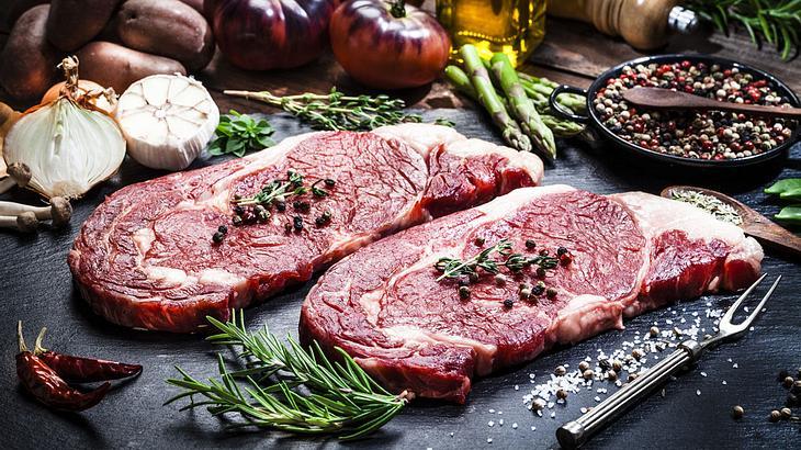 Rindersteak: Die beliebtesten Steak-Zuschnitte