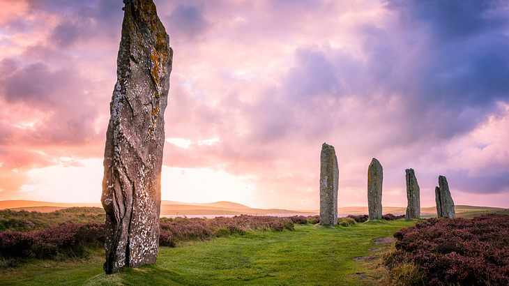 Ring of Brodgar - das wahre Stonehenge
