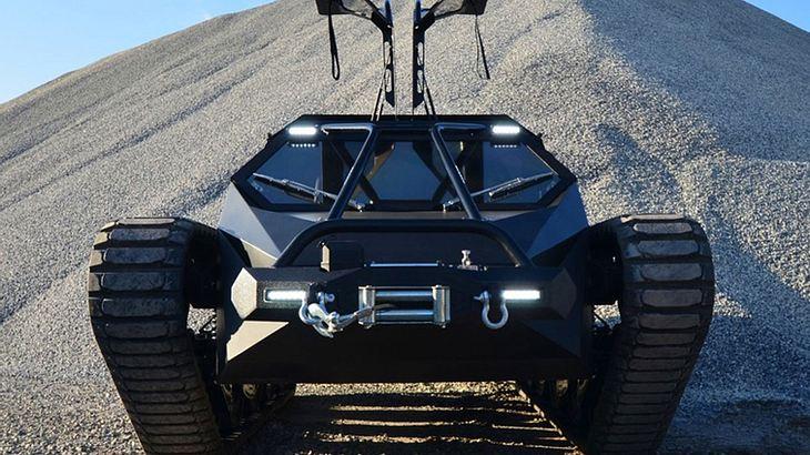 Ripsaw EV2 Dual Track: Luxus-Panzer für Privatleute