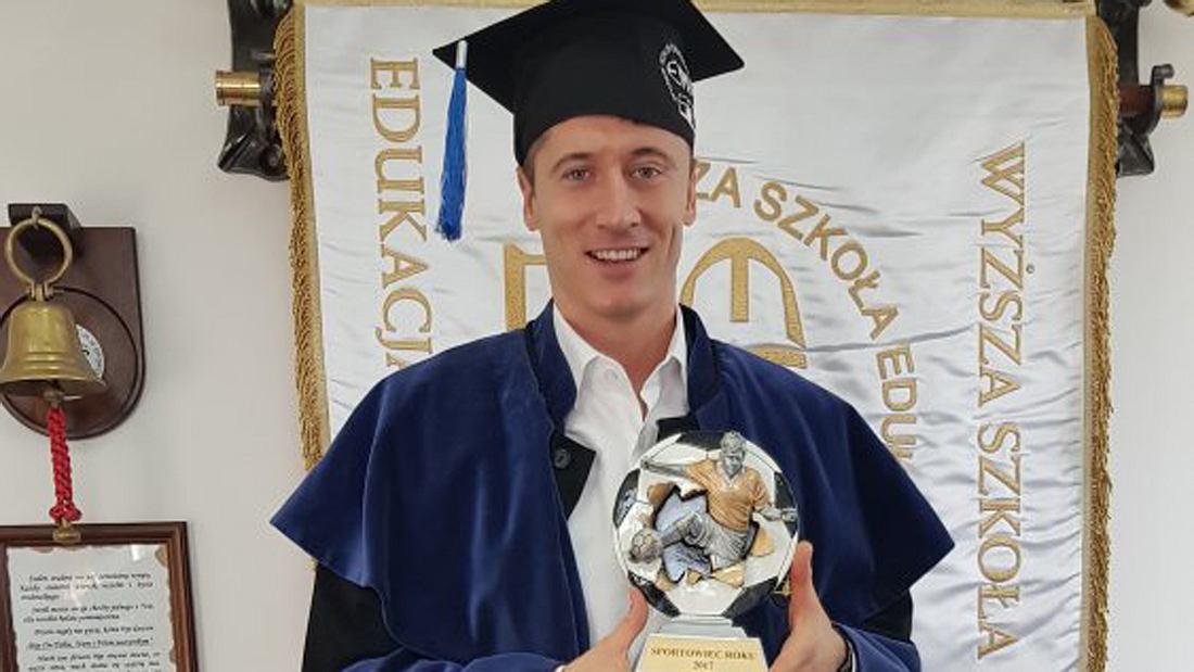Robert Lewandowski Bachelor