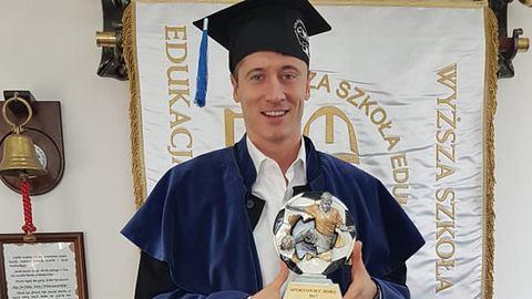 Robert Lewandowski verteidigt erfolgreich den Bachelor