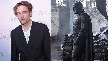 Offiziell: Robert Pattinson ist der neue Batman