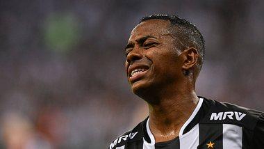 Robinho - Foto: Getty Images / Pedro Vilela