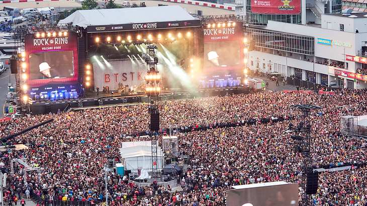 Rock am Ring - Die Mutter der deutschen Rock-Festivals