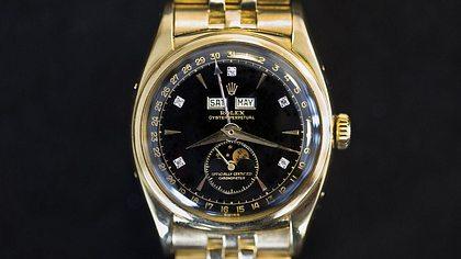 Bao Dai: Kaiserliche Rolex erzielt Höchstpreis bei Auktion