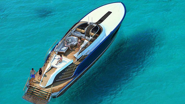 Modernste yacht der welt  Rolls Royce zu Wasser: Luxus trifft auf modernste Technik