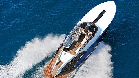 Rolls Royce zu Wasser: Luxus trifft auf modernste Technik - Foto: Aeroboat