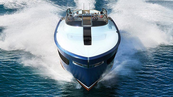 Schnittig, super schnell und kostspielig: Die Rolls-Royce-Yacht