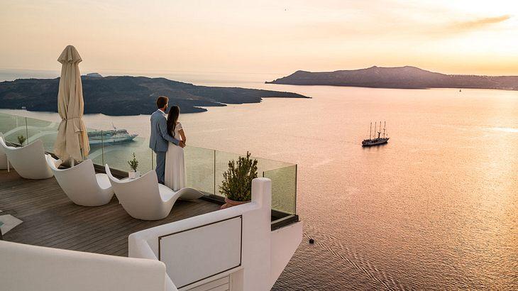 Die 10 romantischsten Hotels der Welt