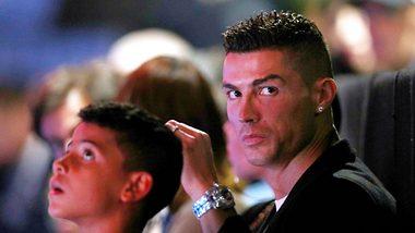 Cristiano Ronaldo: Geld-Eskalation in Londoner-Bar