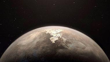 Ross 128 b: Forscher haben einen erdähnlichen Planeten entdeckt - Foto: twitter/businessinsider