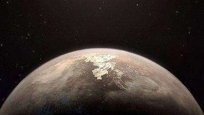 Gute Bedingungen für Leben: Neuer Planet entdeckt