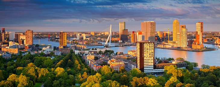 Rotterdam hat Charme