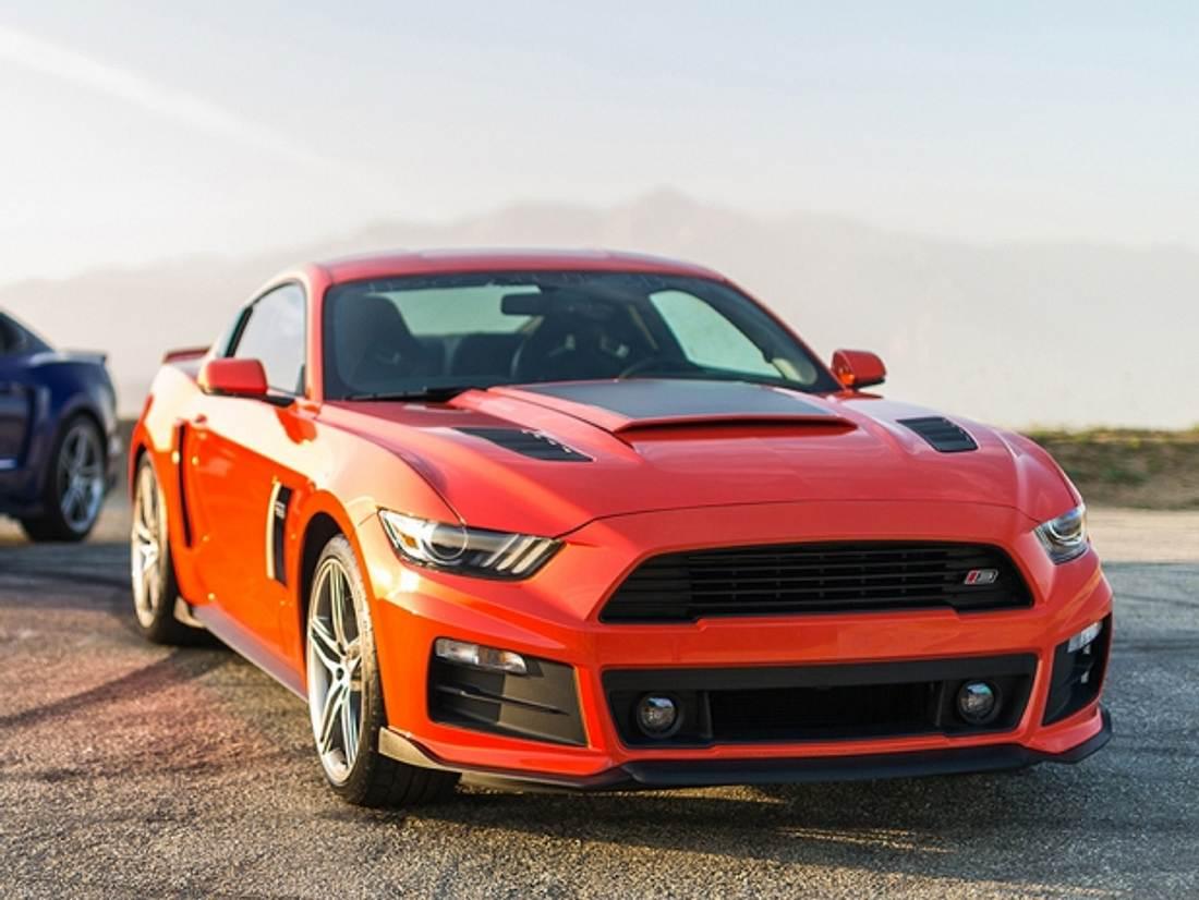Männertraum; Ford Mustang