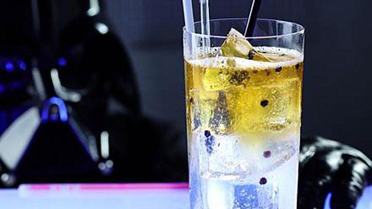 Rum mit Ingwerbier