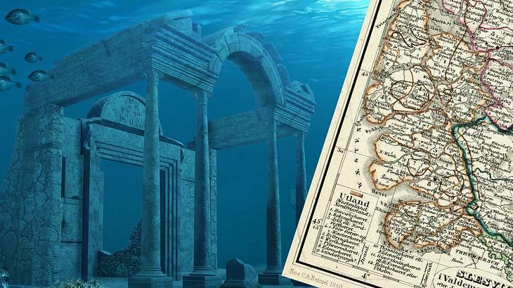 Rungholt wurde zum Atlantis der Nordsee