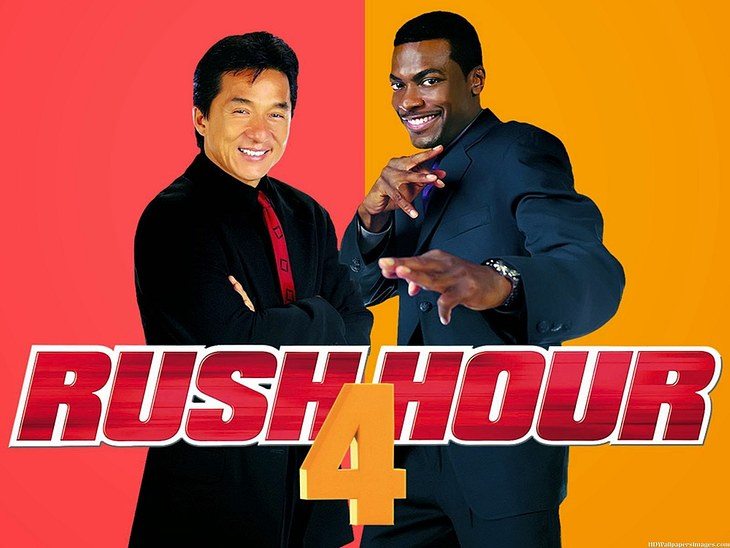 """Rush Hour 4"" steht in den Startlöchern"
